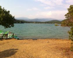 Lac de St Cassien 1