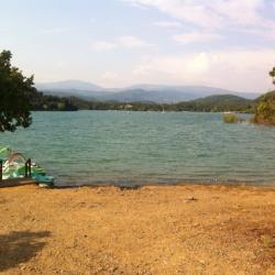St Cassien meren