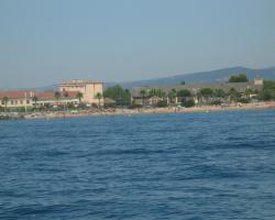 Frejus-St Raphael strand